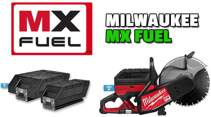 Milwaukee MX FUEL